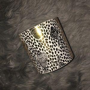 Lilly Pulitzer Ceramic Vase.